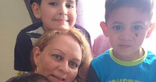 Mum-of-three handed eviction notice after failing to attend flat viewing 200 miles away