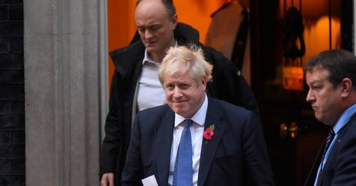 Boris Johnson 'ranted about being The King' after 2019 election victory, Cummings claims