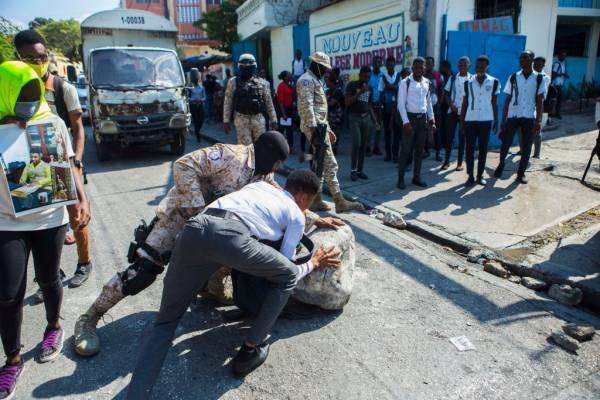 Haiti and Washington's Braindead Interventionists