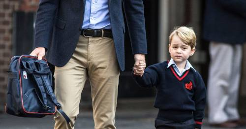 Prince George goes by different name at school – and Kate has cute nickname for him