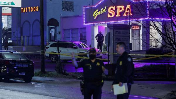 Murder suspect in Atlanta-area spa shootings to be arraigned