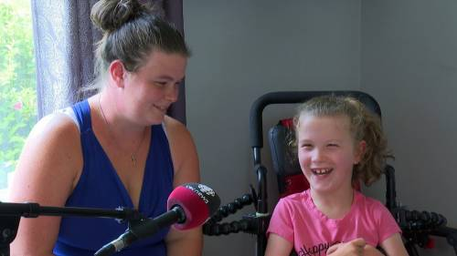 8-year-old P.E.I. girl receives over 250 cards for her birthday