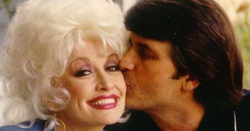 Dolly Parton's rarely-seen husband, 'open' marriage and extremely unglamorous meeting