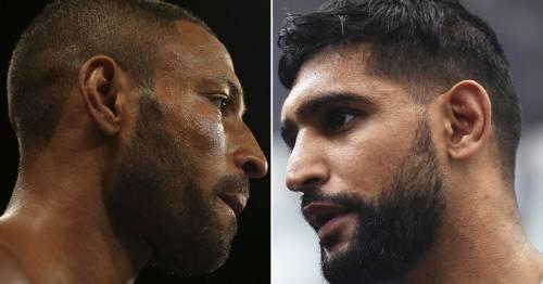 Eddie Hearn unveils 'talks' for 'grudge match' between Amir Khan and Kell Brook