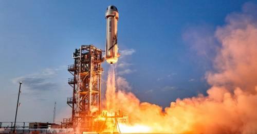 Billionaire space race - inside the tussle between Jeff Bezos, Richard Branson and Elon Musk - World News