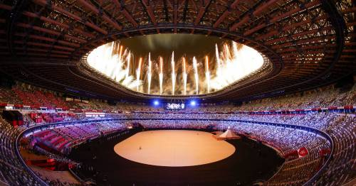 Tokyo Olympics 2020 opening ceremony: Scaled back event for Covid-hit Games kicks off - World News