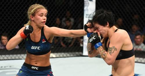 """Paige VanZant """"doesn't miss the UFC"""" ahead of second bare-knuckle boxing fight"""