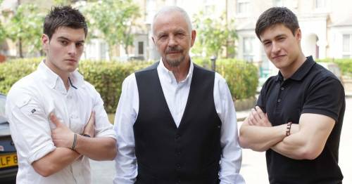 EastEnders' Moon brothers reunite 9 years after leaving Albert Square