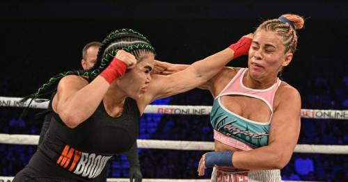Paige VanZant loses brutal bare-knuckle boxing fight against Rachael Ostovich
