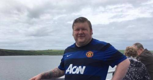 Dad devastated after being given five months to live after thinking he had heartburn
