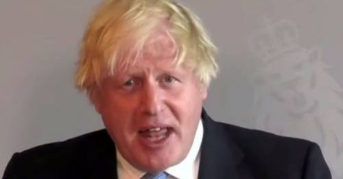 Boris Johnson claims confusing Covid rules are 'blindingly obvious' in chaotic PMQs