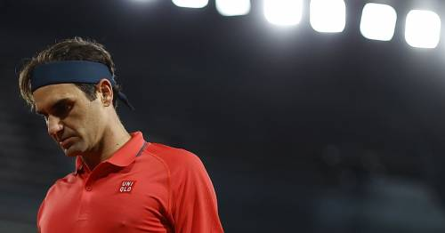 Roger Federer announces he will be out for