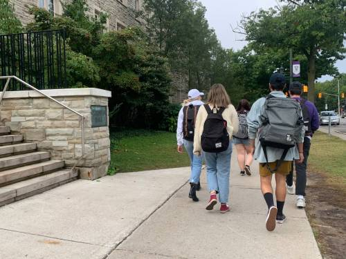 Ontario tells post-secondary schools to update sexual violence policies as Western students plan walkout
