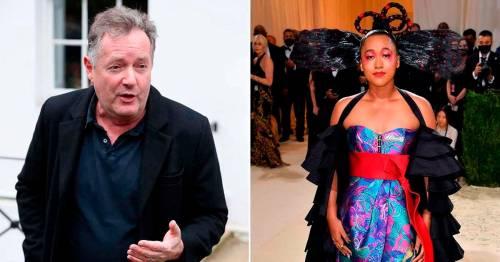 "Piers Morgan takes fresh swipe at ""fraud"" Naomi Osaka in Emma Raducanu comparison"