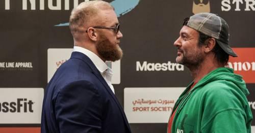 Thor Bjornsson rival Devon Larratt admits he's