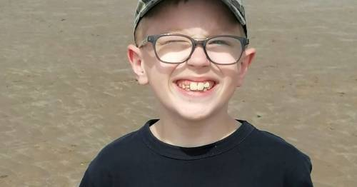 Boy, 8, suffering headaches 'due to school nerves' had life threatening brain condition