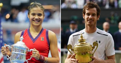 Andy Murray sends Emma Raducanu message in shot to former British tennis stars