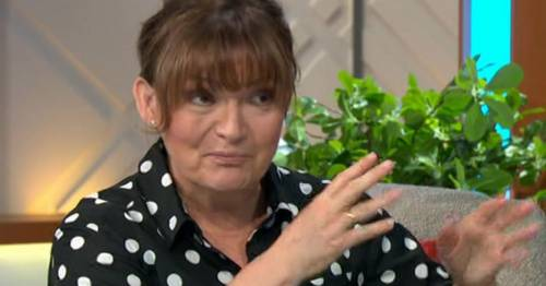 Lorraine Kelly struggles with Vigil as Suranne Jones was 'really annoying' her
