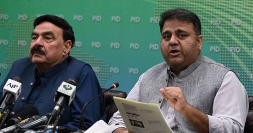 Pakistan minister claims threat to New Zealand cricket team