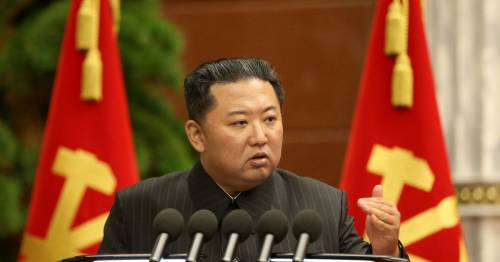 North Korea says Korean War isn't over and must continue while US remains 'hostile' - World News