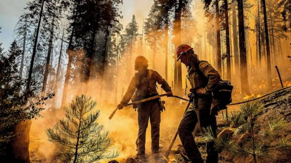 Climate change fuels California emphasis on preventing fires