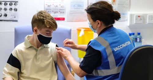 Covid vaccines will be offered to all children aged 12 to 15 from next week