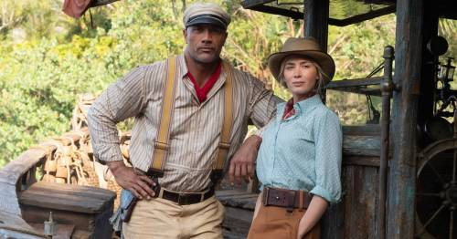 Jungle Cruise review: Dwayne Johnson and Emily Blunt in 'uninspired' Disney adventure - Lewis Knight