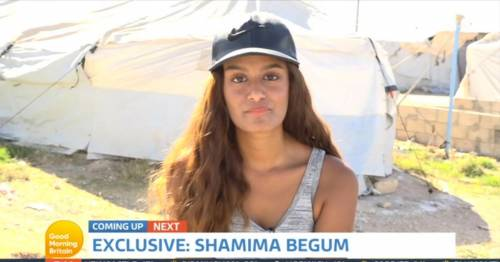 Shamima Begum wants 'fair trial' after apologising over Manchester Arena attack comments