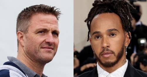Ralf Schumacher accuses Lewis Hamilton of