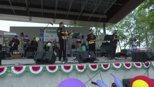 Migrant workers in Leamington, Ont. use music to keep spirits up while away from family