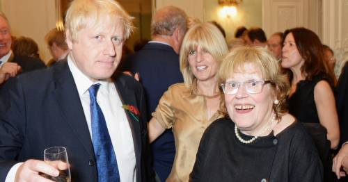 Boris Johnson's mum Charlotte dies 'suddenly and peacefully' at age of 79