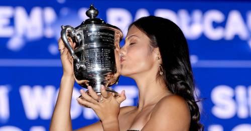 Brit tennis sensation Emma Raducanu's incredible US Open success in numbers