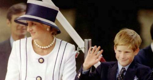 Prince Harry's naughty gift from Princess Diana and his plan to trick the Queen with it