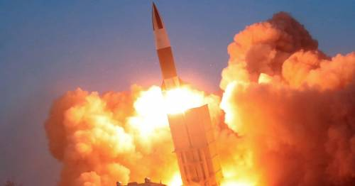 North Korea fires 'unidentified projectile' as fears grow of nuclear capability – World News