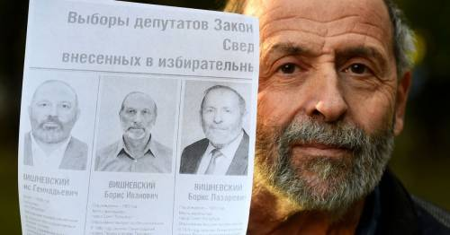 Vladimir Putin running 'lookalike' candidates with same name to confuse voters - World News