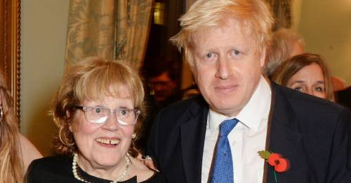 Boris Johnson mum's 'ghastly' marriage to TV star Stanley who she claimed hit her