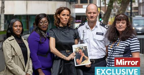 Mums united in knife crime grief as 'authorities have lost control of streets'