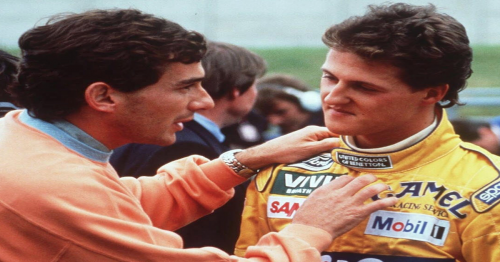 Michael Schumacher suffered with insomnia and feared death after Ayrton Senna tragedy
