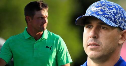 Brooks Koepka vs Bryson DeChambeau: Bitter rivalry explained ahead of Ryder Cup