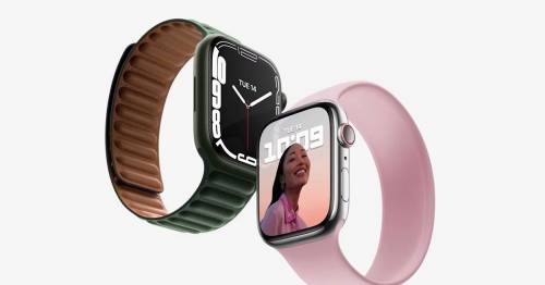 New Apple Watch 7 launched in new colours with bigger screen and faster charging time