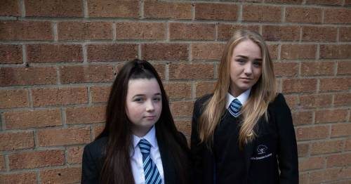 Schoolgirl sent to isolation over 'ankle-showing' trousers that 'could distract teachers'