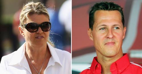 Michael Schumacher's wife admits family is undergoing therapy amid F1 legend's struggle