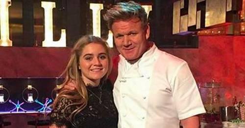 Gordon Ramsay 'upset' as Strictly star daughter Tilly gets 'new dance partner'