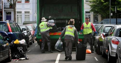 Councils where bin collections are delayed over lorry driver shortages – see full list