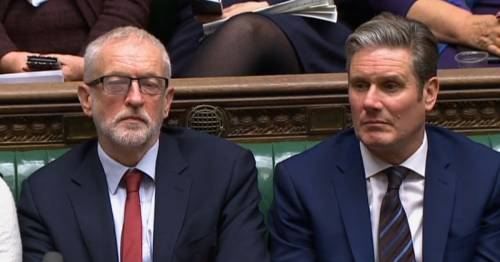 Len McCluskey accuses Keir Starmer of 'breaking deal' over Corbyn's readmission to Labour