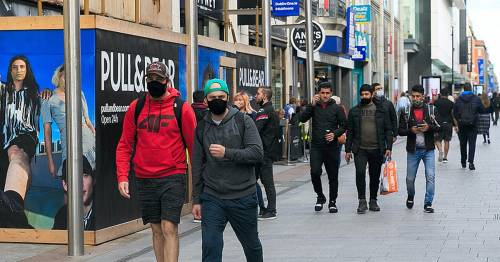 Covid winter plan announced as face masks could be forced by law again
