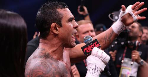 """Jake Paul outlines Vitor Belfort's four-year """"obsession"""" with securing fight"""