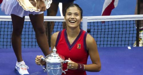 Emma Raducanu had booked visit to see her gran on weekend of US Open final