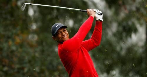 Tiger Woods 'in line for £5.8m PGA Tour windfall' despite 2021 absence after car crash