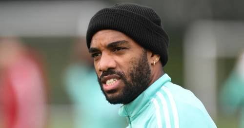 Mikel Arteta notes 'different atmosphere' Alexandre Lacazette created amid contract saga